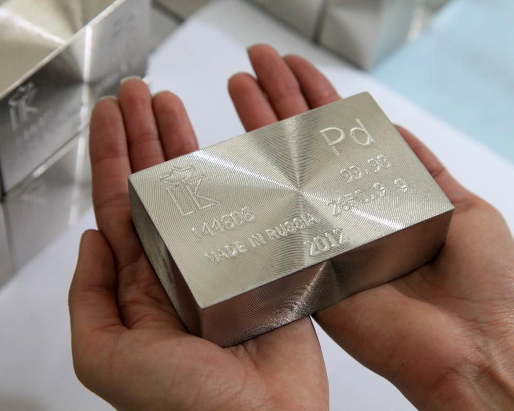 металлы для торговли на форекс палладий
