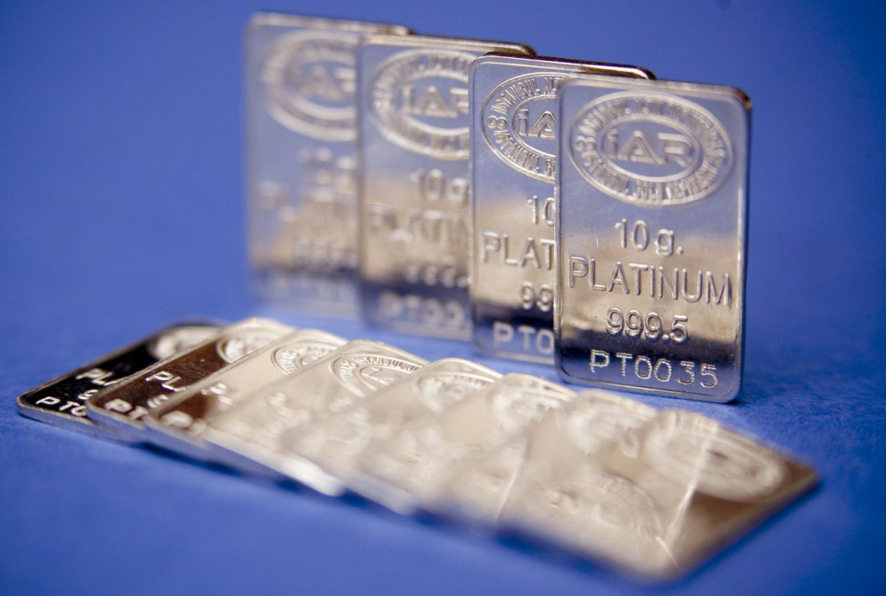 металлы для торговли на форекс платина