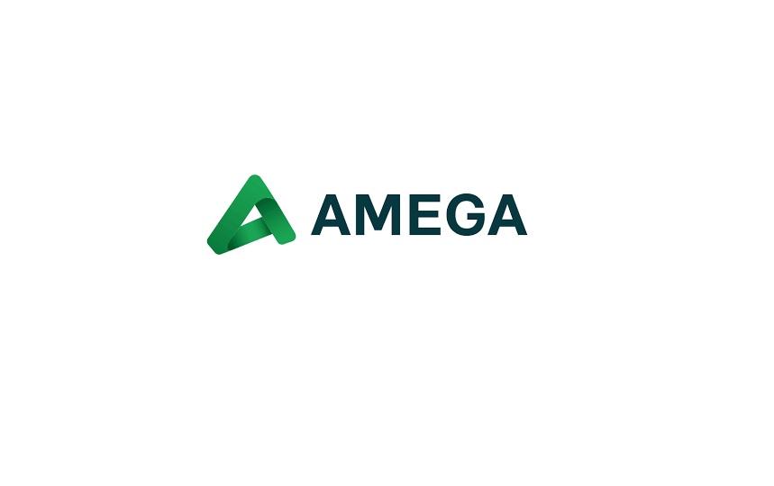 логотип amega
