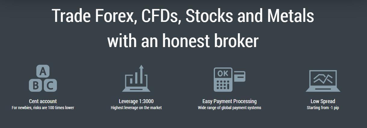 условия торговли с fbs