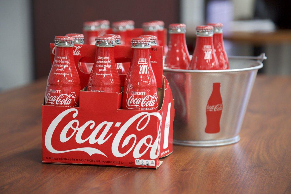 торговля акциями coca cola