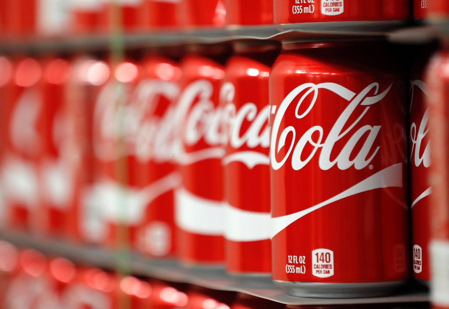 акции coca cola как торговать