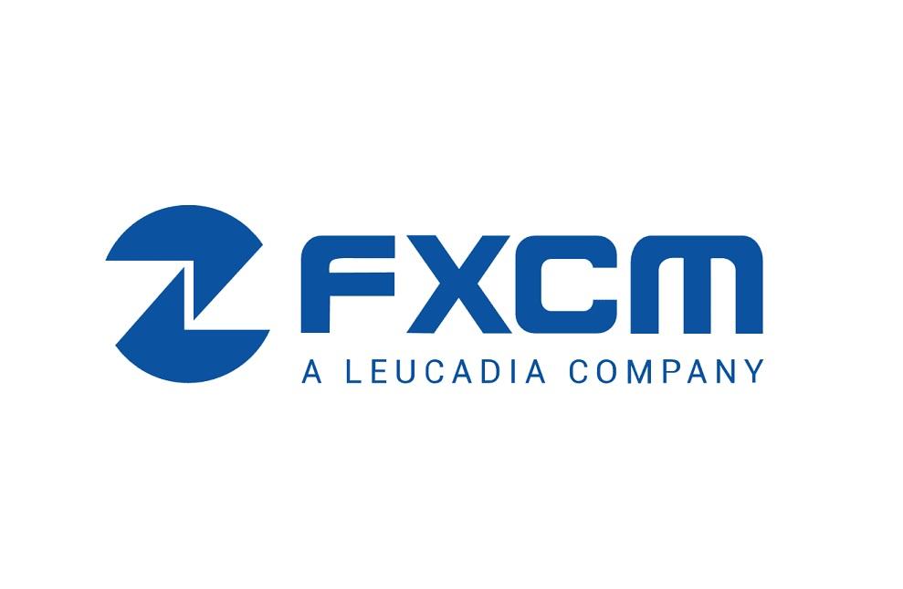 логотип брокера fxcm