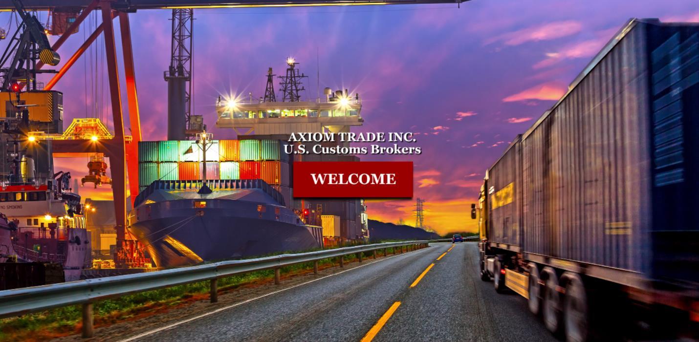 сайт брокера axiom trade