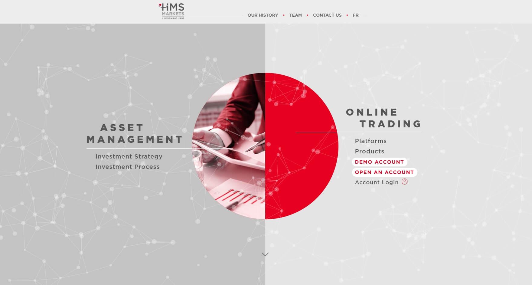 hms markets официальный сайт