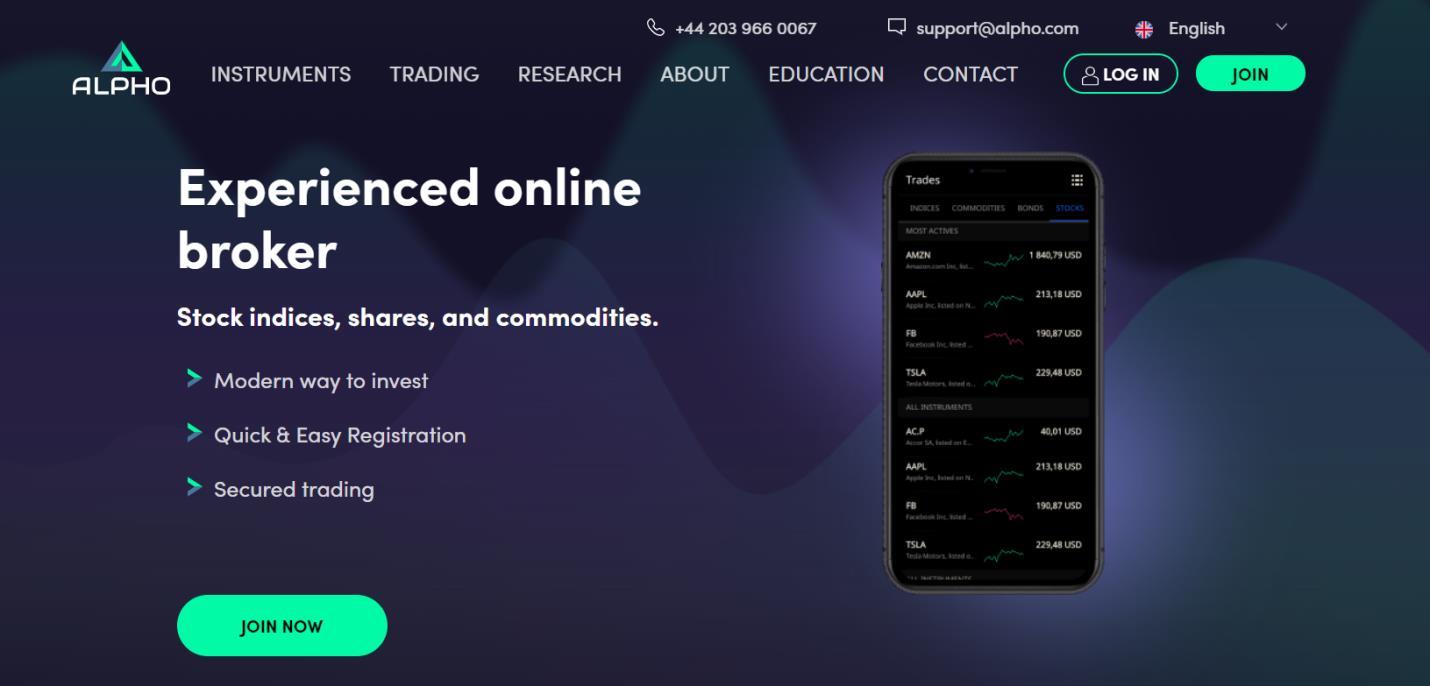 официальный сайт alpho