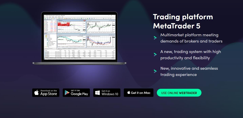 alpho торговые платформы