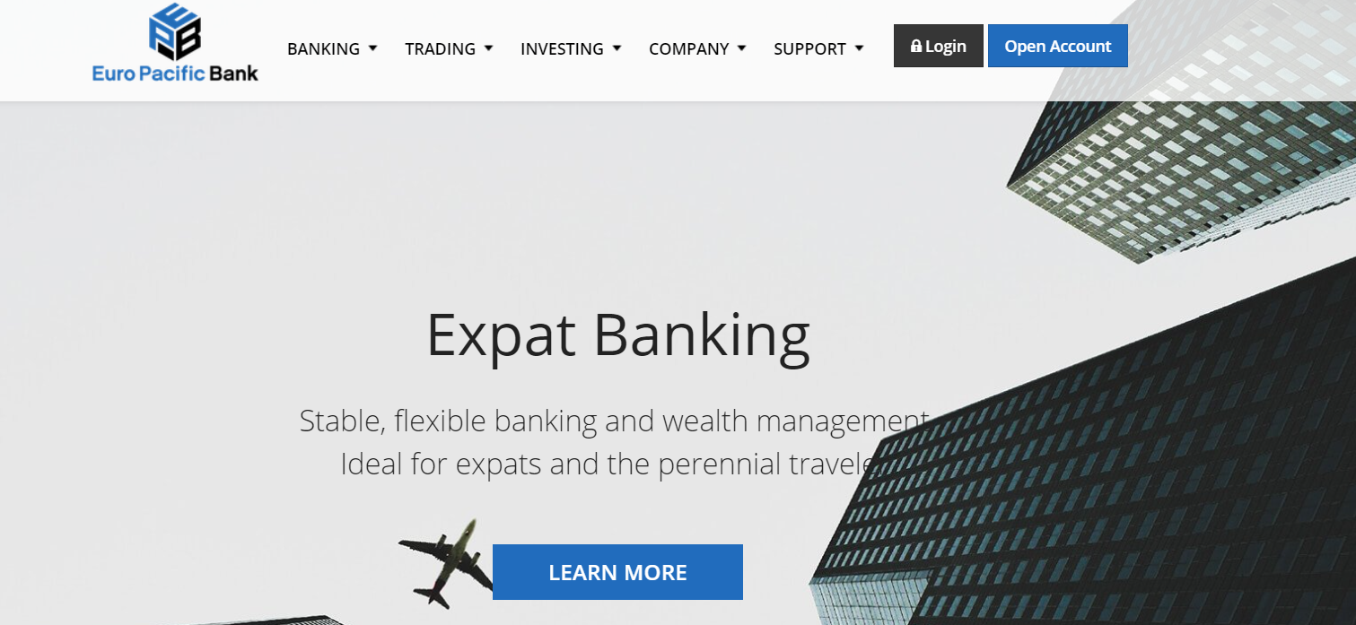 euro pacific bank официальный сайт брокера