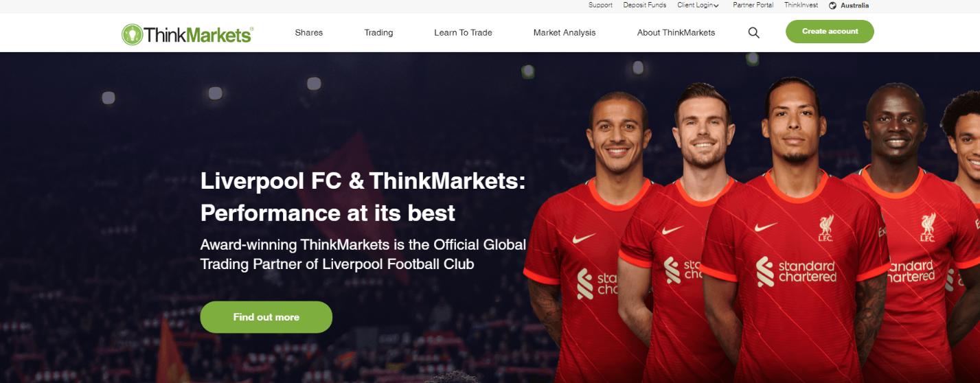 thinkmarkets официальный сайт
