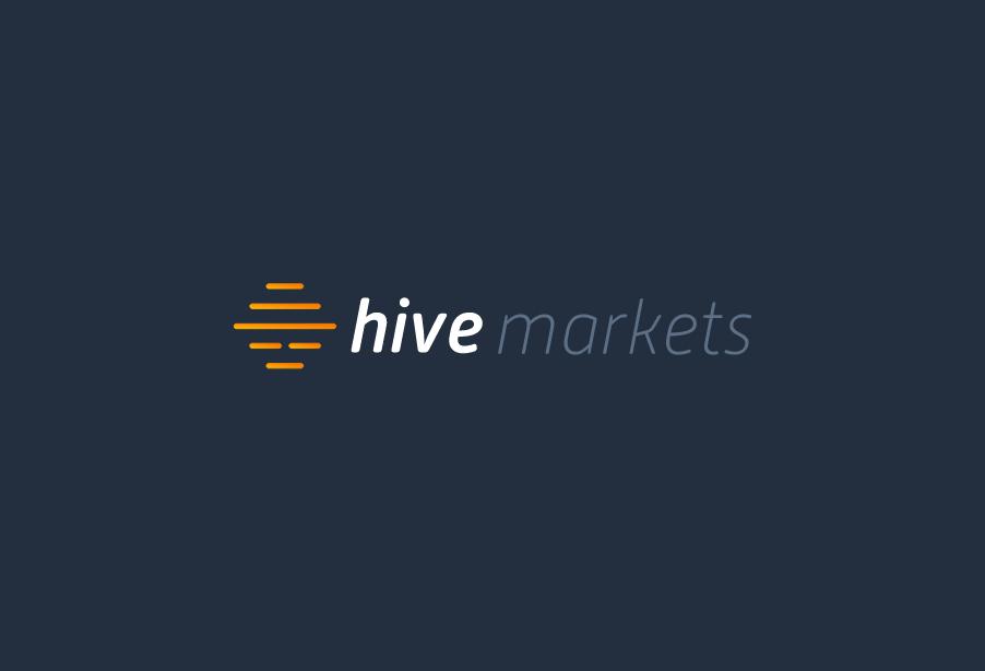 логотип hive markets