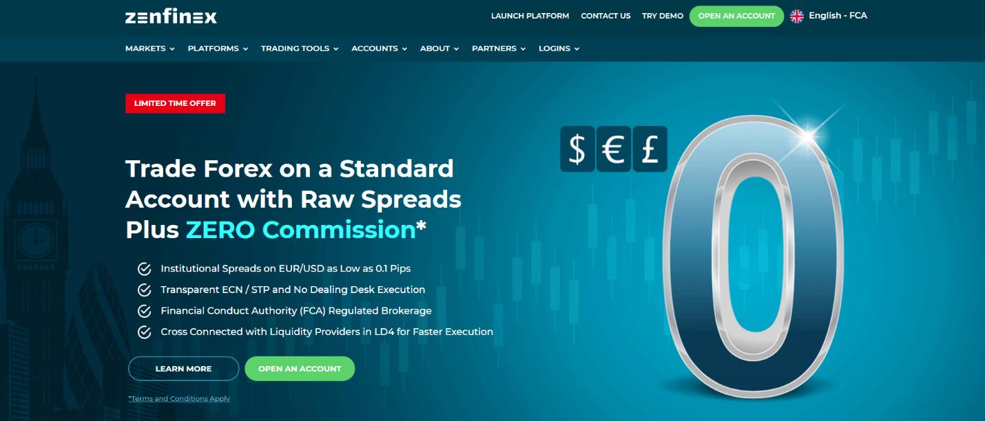 zenfinex официальный сайт
